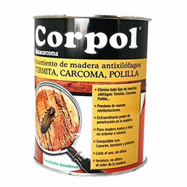 productos para eliminar termitas - Corpol  insecticida